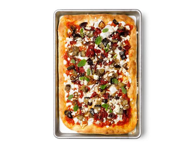 Пицца с восточными пряностями