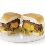 """Чизбургер с плавленым сыром """"Джуйси Люси"""" (Juicy Lucy)"""