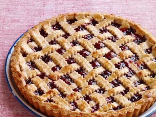 Фото Вишневый пирог «Домашний»