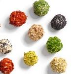 Сырные мини-шарики