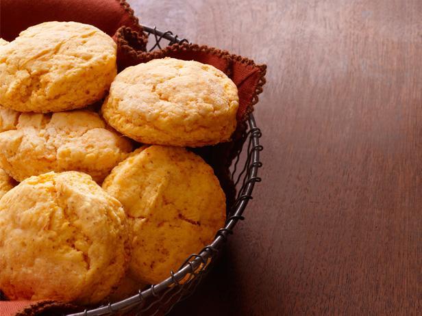 Воздушное печенье из сладкого картофеля