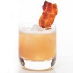 Грушевый коктейль с ромом