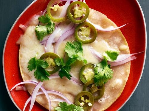 Горячий сэндвич по-мексикански