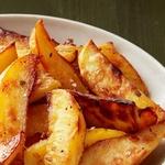 Запеченный в шалфейном масле картофель