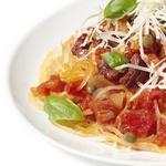 Тыквенные спагетти