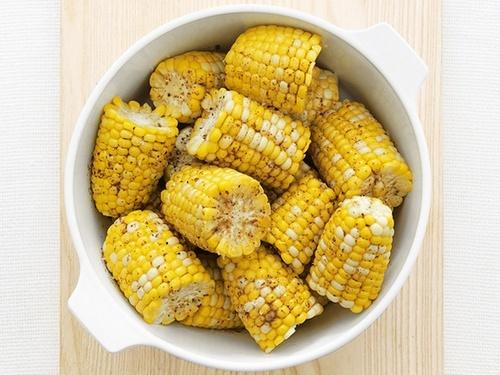 Кукуруза с пряными приправами