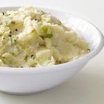 Картофельное пюре с капустой