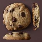 Воздушное хрустящее печенье с шоколадом
