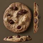 Хрустящее печенье с шоколадом