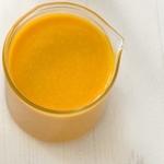 Салатная заправка из моркови с имбирем