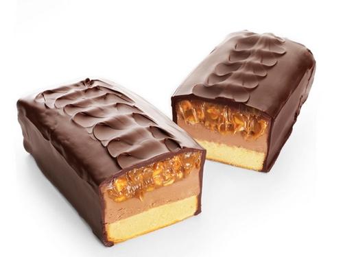 Торт «Шоколадный батончик»