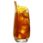 Апельсиново-коричный чай со льдом по-кувейтски