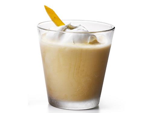 Фото Карамельно-молочный коктейль с солью