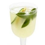 Коктейль «Джин с огурцом и лимоном»