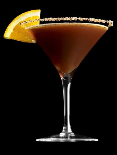 Коктейль «Шоколадный мартини»