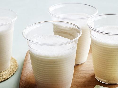 Молочный коктейль «Пьяная блондинка»