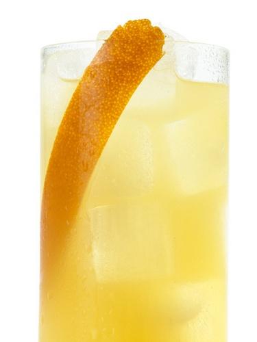 Оранжад с лавандой