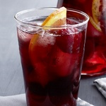 Пунш из красного вина