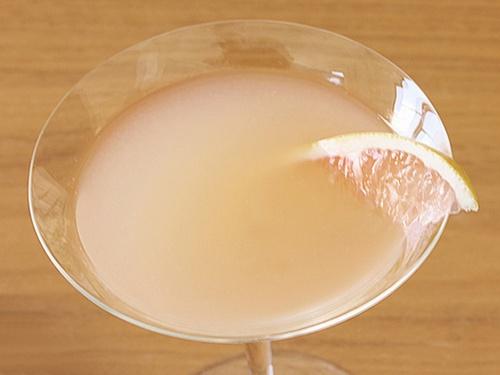 Коктейль «Розовый грейпфрут»