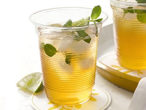Фото Чай со льдом «Мохито»