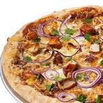 Пицца барбекю с курицей