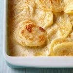 Картофельный гратэн