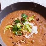Томатно-ореховый суп