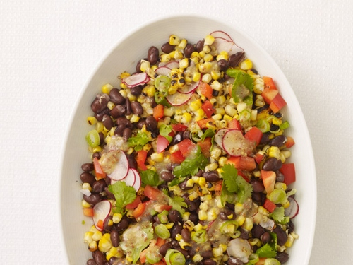 мексиканский салат рецепт