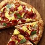 Гавайская пицца с пепперони