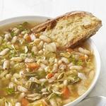 Густой итальянский суп «Риболлита»