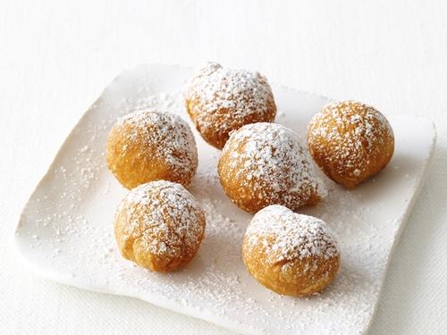 Фото Итальянские пончики «Мини-зепполе»