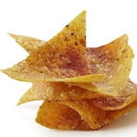 Кукурузные чипсы «Начос» с перцем