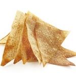 Пшеничные чипсы «Вонтон»