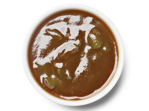 Фото Пряный соус для барбекю с пивом