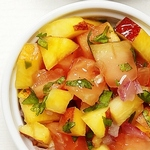 Летний фруктовый релиш (соус-закуска)