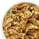 Луковый релиш с беконом и сыром (соус-закуска)