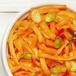 Дип-соус из моркови с чили