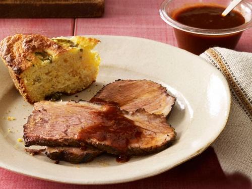Барбекю из говяжьей грудинки в южно-американском стиле