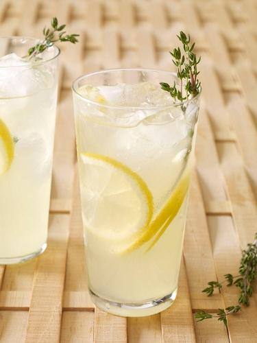 Лимонад с тимьяном