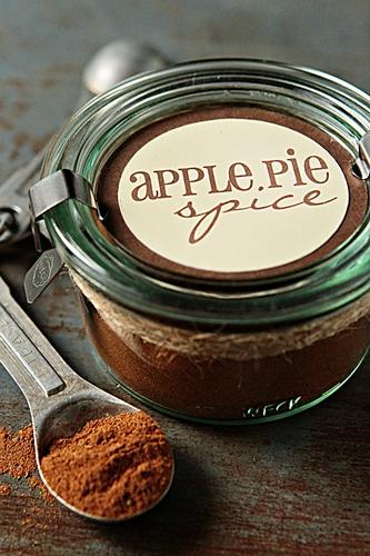 Приправа для яблочного пирога
