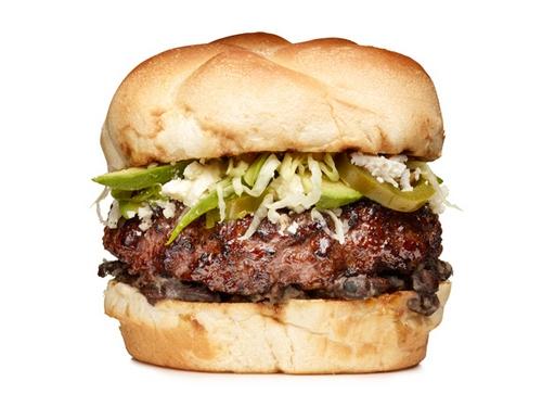 Гамбургеры по-мексикански