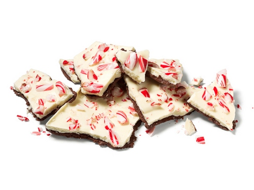 Фото Шоколадные конфеты «Мятная кора»