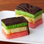 Пирожные «Радуга»