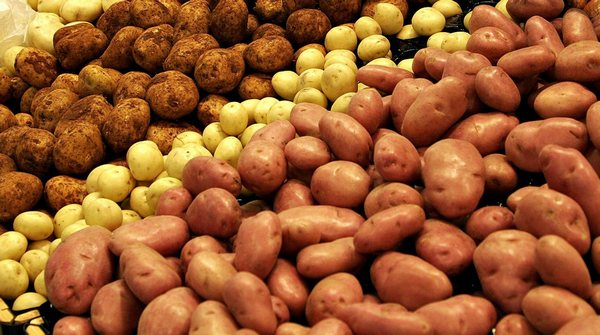 Польза картофеля
