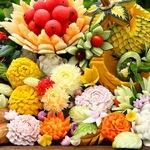Искусство нарезки фруктов