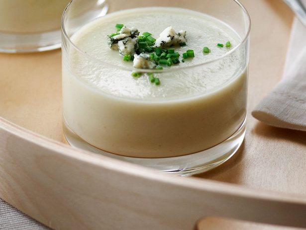 Осенний холодный суп