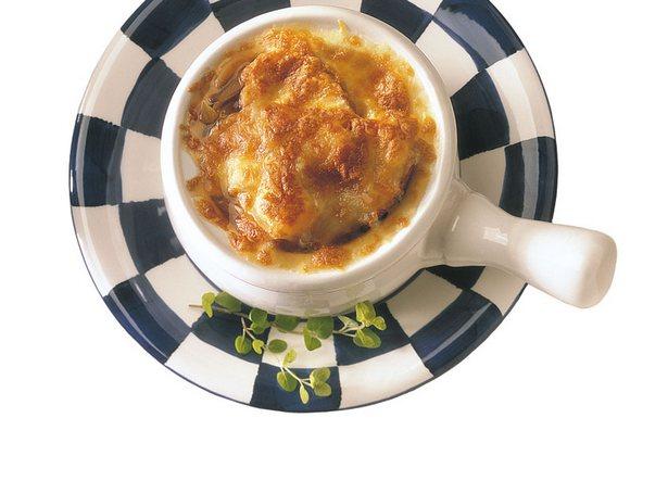 луковый крем суп рецепт