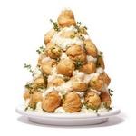 Сырный «Крокембуш»