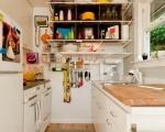 Приготовление большого обеда на маленькой кухне