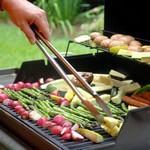 Какие овощи можно приготовить на гриле